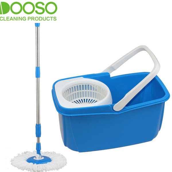 Neuer Magic Mop Eimer 360 Easy Spin Haushaltsmop