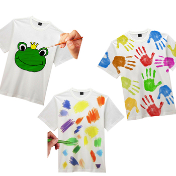 Kids Diy Doodle T Shirt Painting Craft Buy Doodle T Shirt Kids Painted T Shirt Kids Diy Product On Alibaba Com