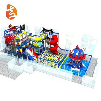 Factory OEM color kids indoor playground games entertainment equipment for children