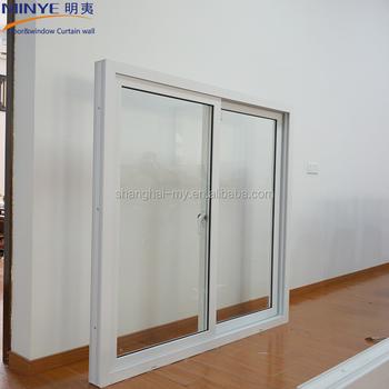 Upvc colorato decorativo del pvc doppi vetri vetro porte - Finestre doppi vetri ...