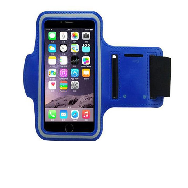 Wholesale Neoprene+ PVC Sport Armband For Samsung Galaxy Note 8 Phone Bag