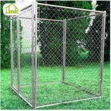 OEM Support China Supplier Chain Link Dog Kennel Wholesale