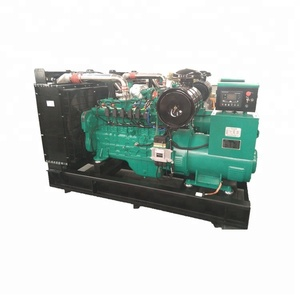 120KW Natural gas/Biogas/LPG Genset Powered by EAPP Engine