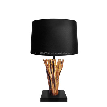Driftwood Table Lamp 50 Ce Ul Certificate High Quality