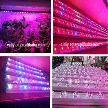 2015 Vertical Hydroponic 3w Leds Grow Light Vertical Farming Led ...