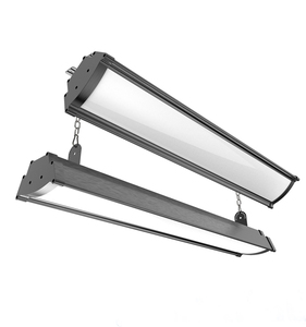 Spain Espana 200W cool white waterproof industrial Linear High Bay led industrial lighting fixture with CE LVD EMC