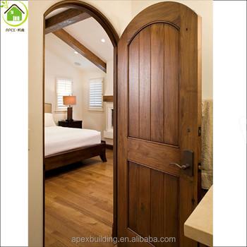 Moderne Tür Design Luxus-interieur Holztür Massivholz Tür - Buy ...