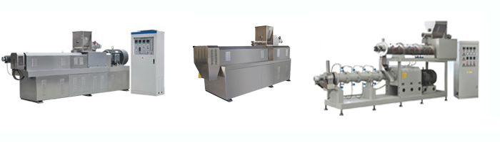 Stainless steel extruder machine to make pet dog foods
