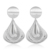Girls Fine Jewelry Zinc Alloy Unique Drop Earrings Swag Accessories