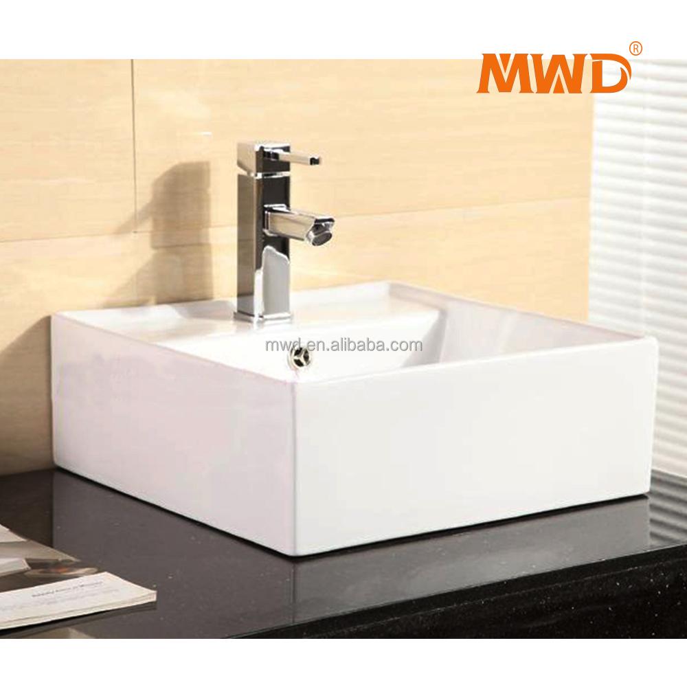 K2054 blanc en c ramique viers de cuisine salle de bains for Evier en ceramique cuisine