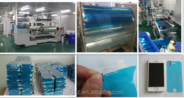 9 H explosion-proof linh hoạt glass raw materail tốt hơn so với tempered glass