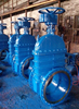Worm Gear Operated Gate Valve