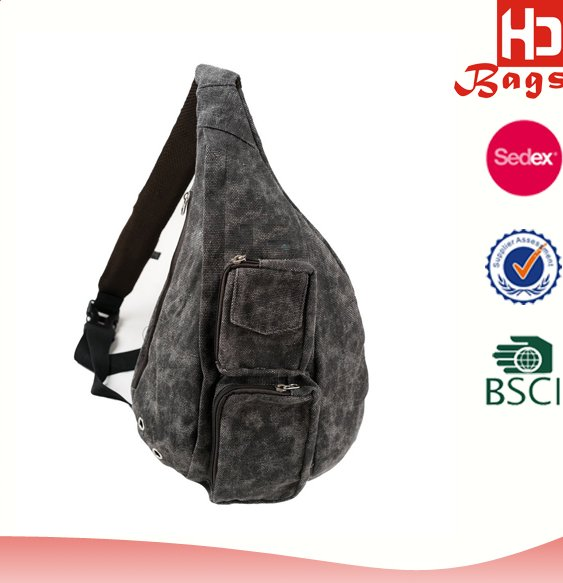China offer selling sport ladies women sling bag
