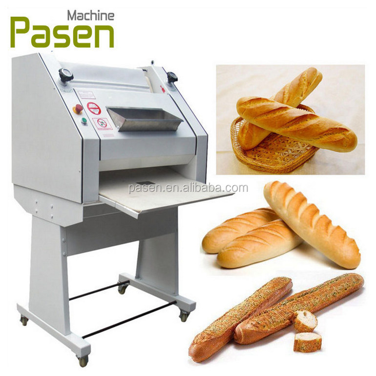50-1250g French Baguette Bread Making Machine/Roll Forming Machine/Dough Molding Machine