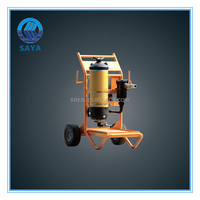 High quality and best price machine oil filter pa BLYJ-16 small oil filter machine