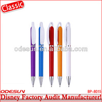 Disney factory audit manufacturer' ball bearing pen 142290