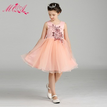 Wholesale Korean Style Princess Party Dresses For Girls Hot Sale