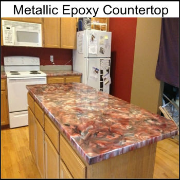 Metallic Pearl Effect Epoxy Countertops Coating - Buy Epoxy Countertop  Coating,Metallic Epoxy Kitchen Countertop Coating,Decorative Epoxy Concrete  ...