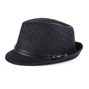 9e77e5de0b6 Wholesale Mens Straw Hats Factory Custom Paper Fedora Hat - Buy ...