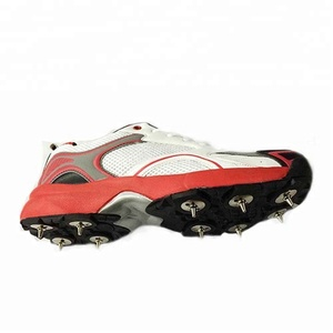 New fashion professional cricket metail spike shoes for sale