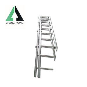 Widely usage two step ladder manufacturer
