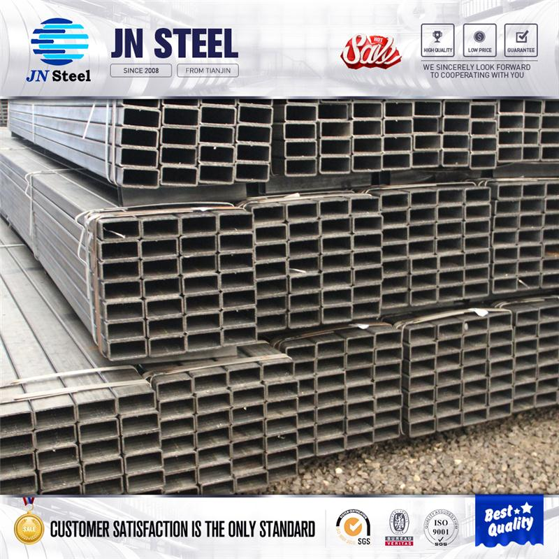hollow section stkr400 square steel tube for wholesales