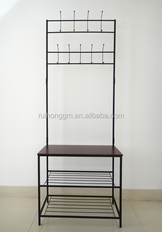 home furniture hall tree entryway chair stand bench hook shoe coat