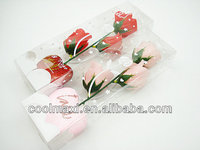 cheap artificial flowers making for home decoration