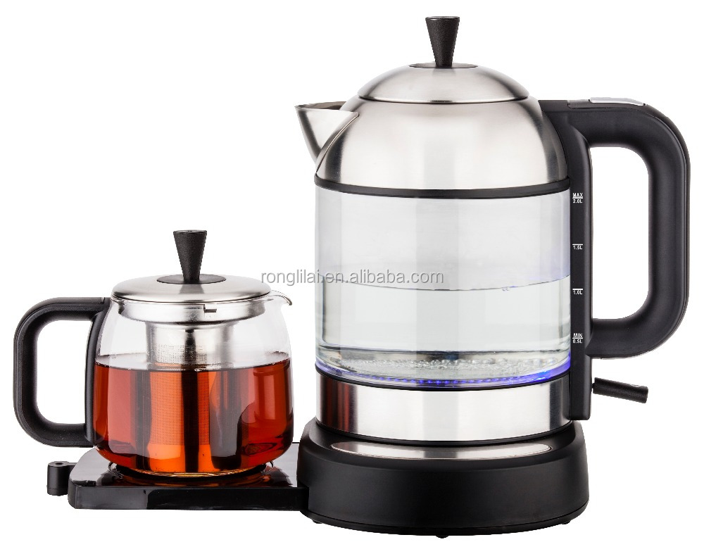 Tea Maker and Water kettle <strong>Set</strong>