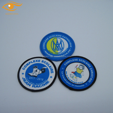 Custom printing patch badge embroidery badges embroidered school badges