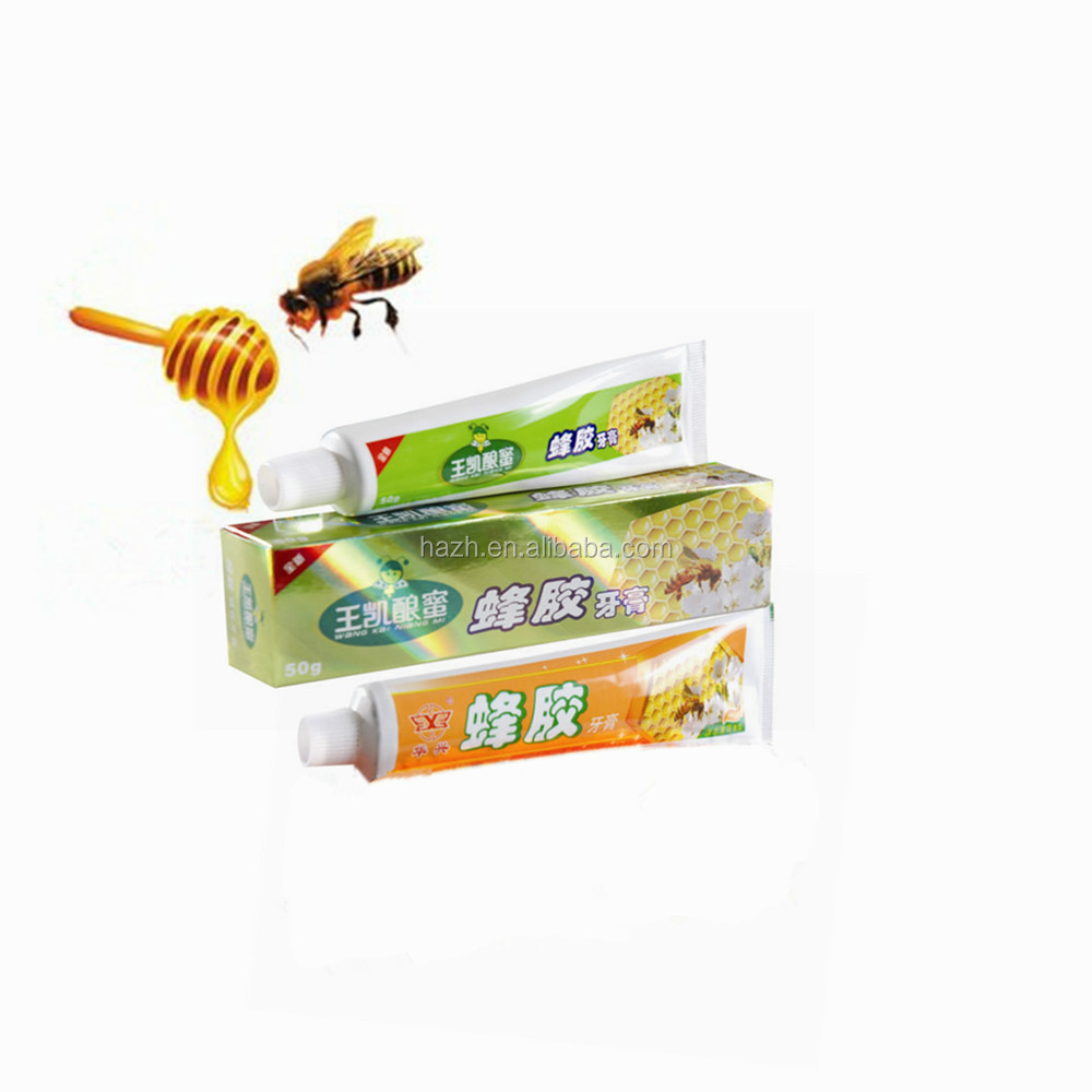50g Propolis Toothpaste For Family And Travelling Toothpaste