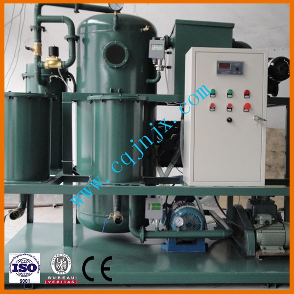 Made In China ZL-70 Dielectric Oil Regeneration/Transformer Oil Filtration Plant, Oil Purifier Machine