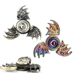 Restoring Ancient Ways Fingertips Magic Louis Cool Decompression EDC Alloy Eagle Hawk Eye Fly Dragon Hand Spinner