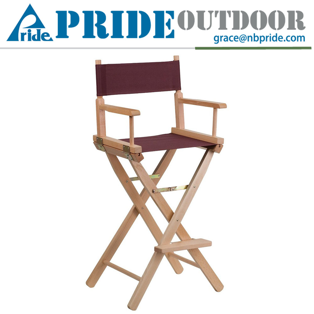 100 Canvas Director Chairs Wooden Chair
