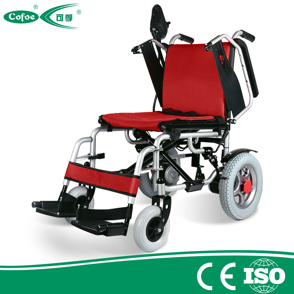 New Handicapped Foldable Power Electric Wheelchair