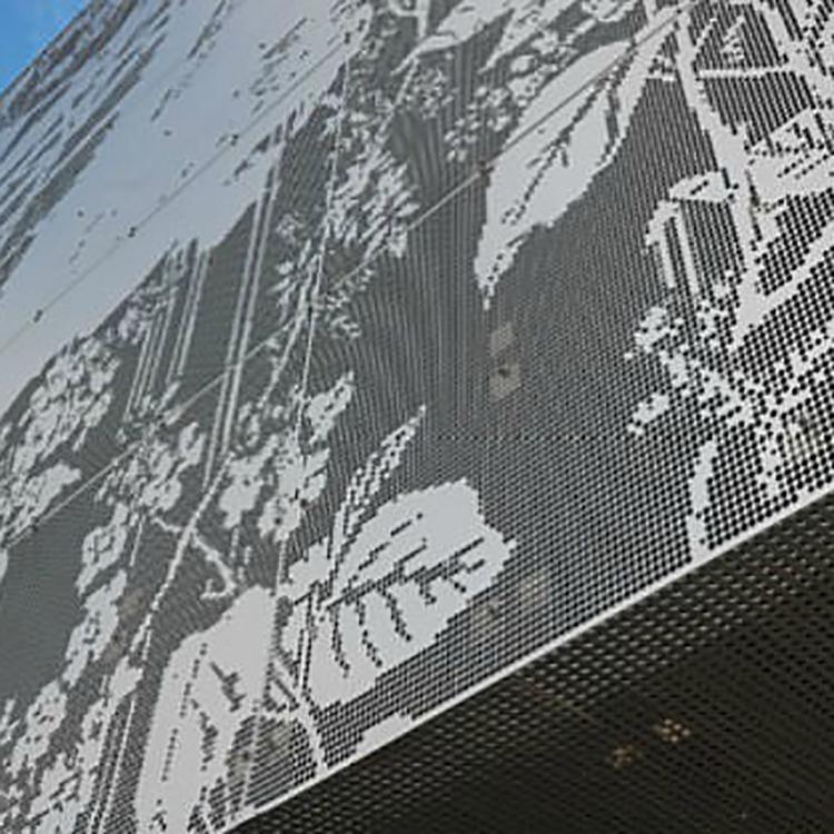 Custom Design Decorativo Pannelli In Lamiera Forata-Recinzione, grata e cancelli-Id prodotto ...