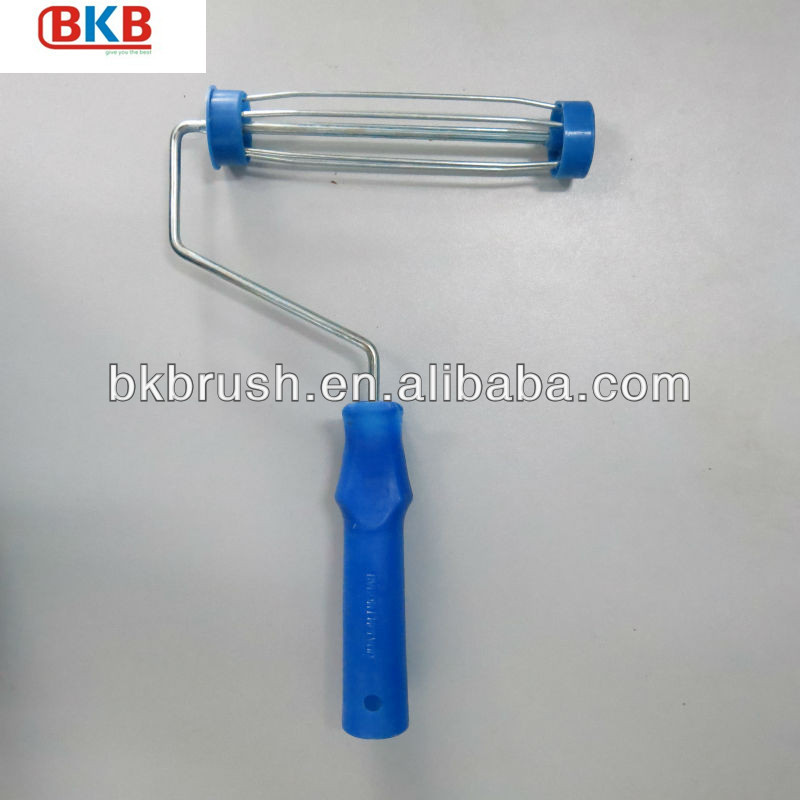 "9"" 4 wires paint roller frame"