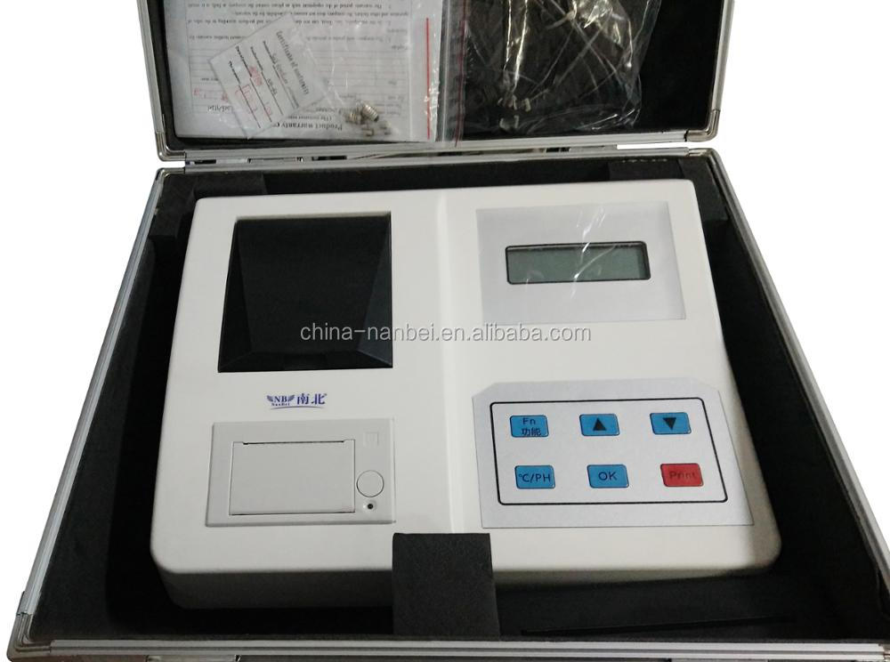 NB-Q3 model multi-function soil ph pnk analyzer
