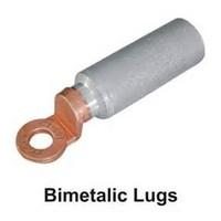 Copper aluminum bi-metallic terminal cable compression lug