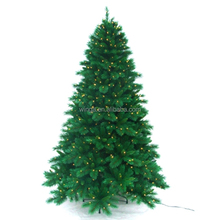 christmas tree giant outdoor commercial lighted
