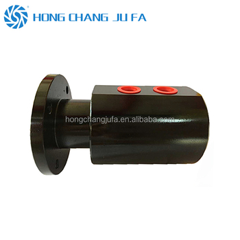 Suitable for Water/Air /Gas and Hydraulic Oil multi-port rotary joints