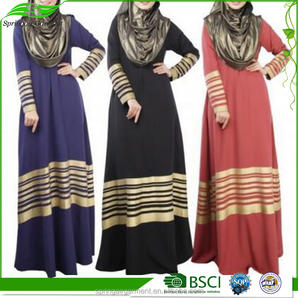 Top Selling Abaya Models Dubai Islamic Clothing Muslim Women Dress