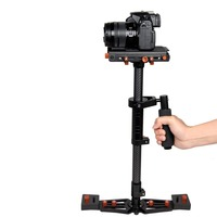 YELANGU S800 Professional Adjustable Handheld Stabilizer carbon fiber camera stabilizer for Dslr camera
