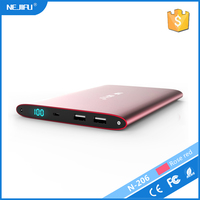 New Model Dual USB 20000mAh Power Bank, Fashionable Appearance Powerbank for Smartphone,ipad,ipod