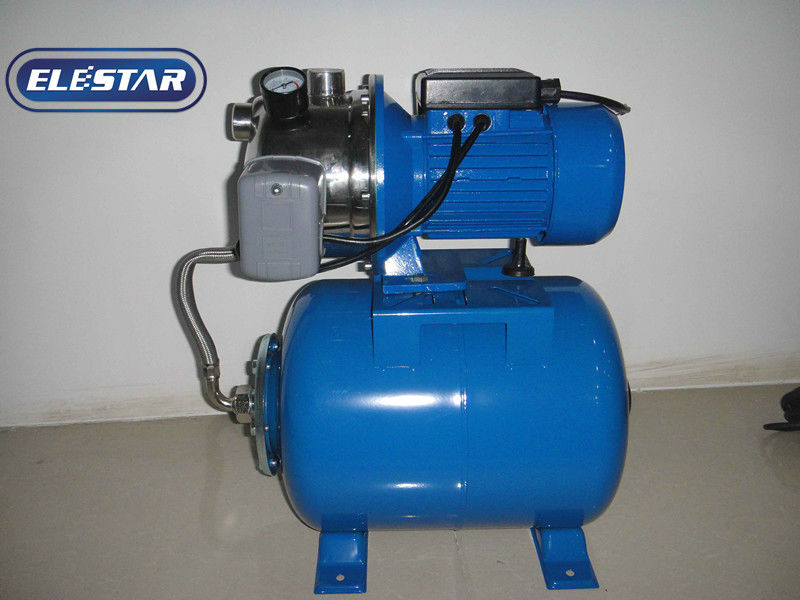 Motobombas de agua bomba hidroneum tica de 1 hp tanque 6 - Bomba de agua precio ...