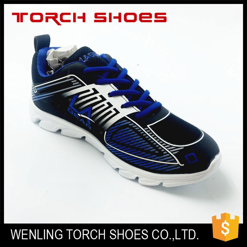 Mesh Upper Sneakers Wholesale Custom Brand Breathable Running Men Sport Shoes
