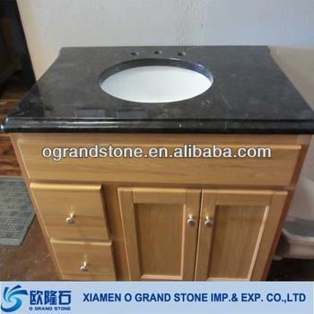Lowes Granite One Piece Bathroom Sink And Countertop - Buy Granite ...
