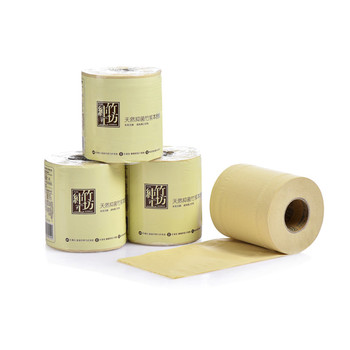 Organic Cheap Unbleached Bamboo Pulp Toilet Paper - Buy Cheap Toilet ...