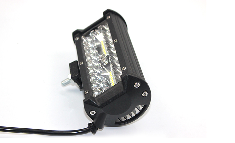 7 inch 120W 3 Rows Car LED Light Bar for Trucks - Popular Sales - Wholesale Prices - 12 or 24 months Warranty