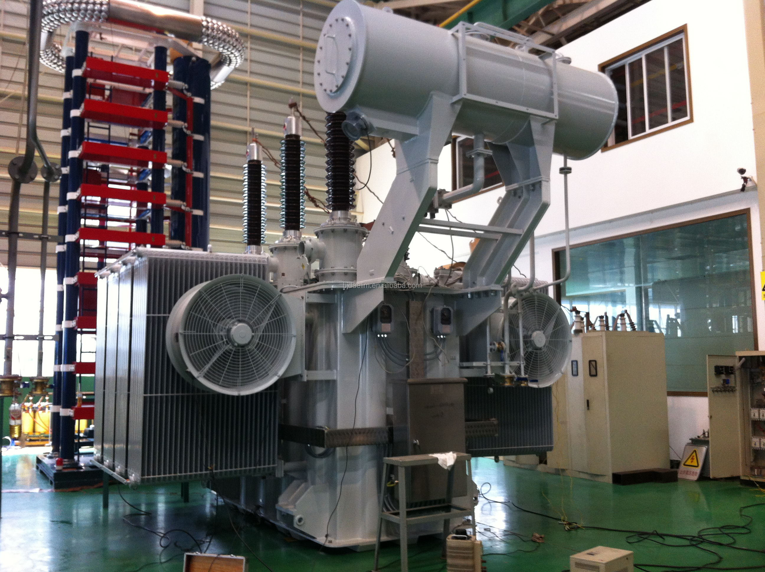 3 phase 66kv 63000kva copper core electrical transformer